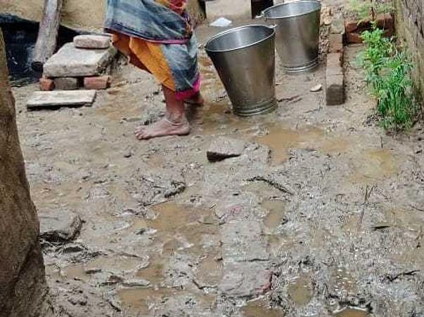 Help Flood Affected People