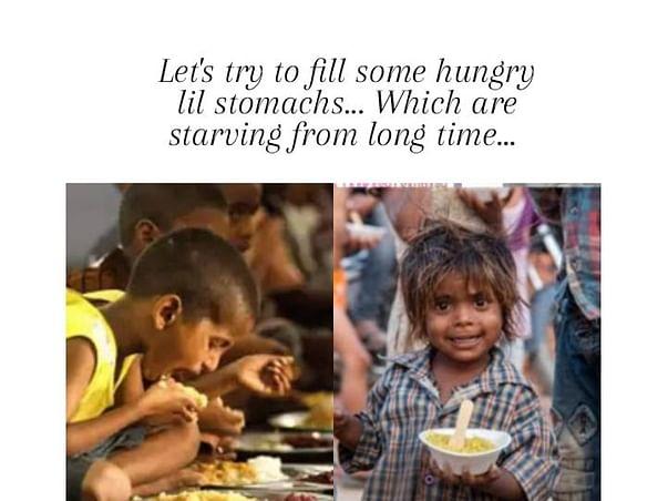 Lets help underprevileged
