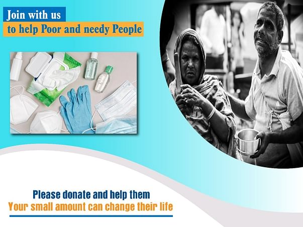 Join With Us To Help Poor And Needy People