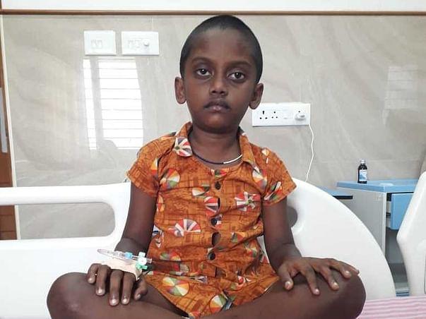 Support Pavishna Recover From Brain Tumor