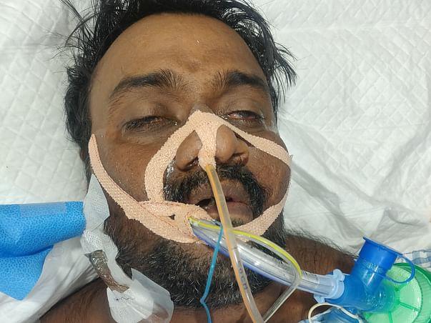 Support Kasani Hanumanta Reddy Recover From Covid-19