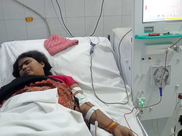 Help Sandeep Singh raise funds to save his wife's life.