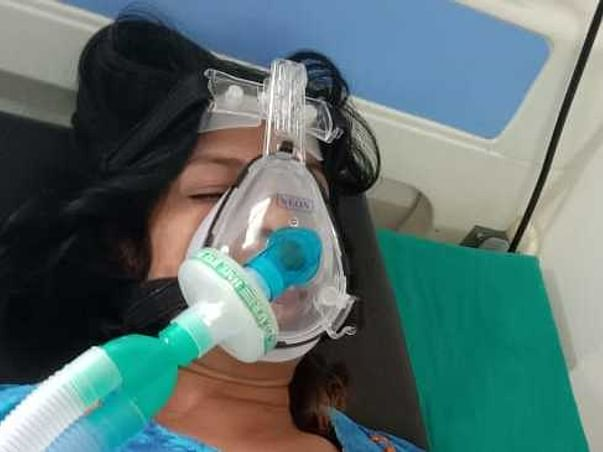My Sister Is Fighting For Life, Please Help And Save Her Life