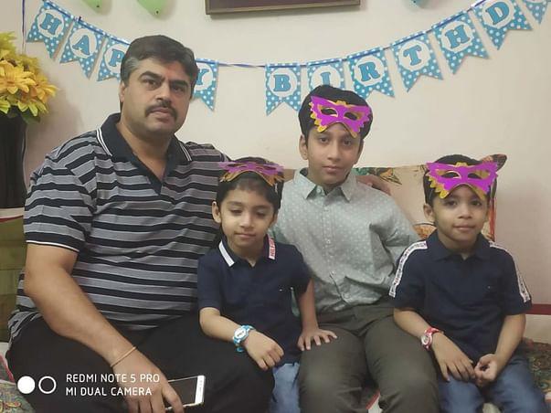 Support Akshat's Family