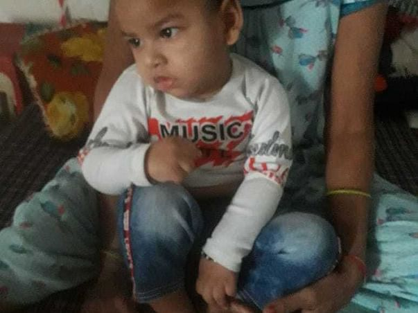 Paras 1 year old