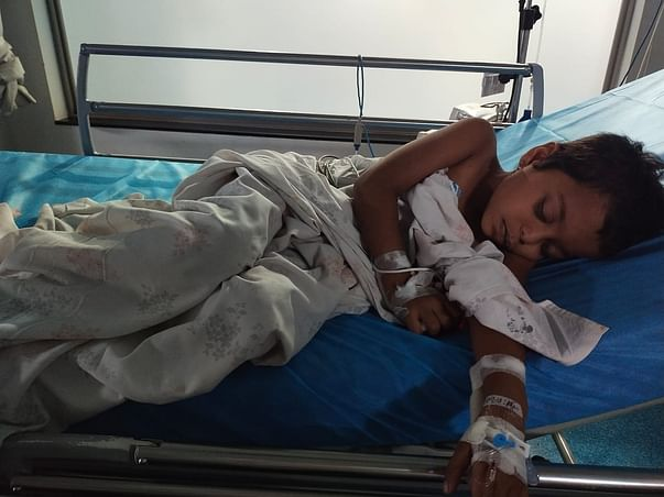 Help 5years Old Rithika Fight Heart Surgery