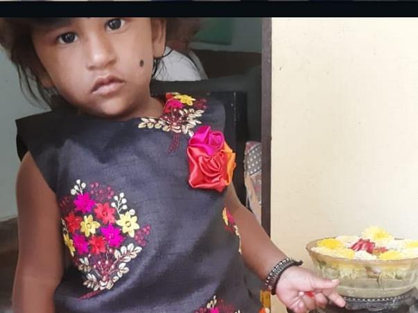 Help Baby Bindushri To Recover From Brain Tumour