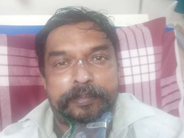 Support Hirudaya Rajan  Recover From Covid-19 Positive
