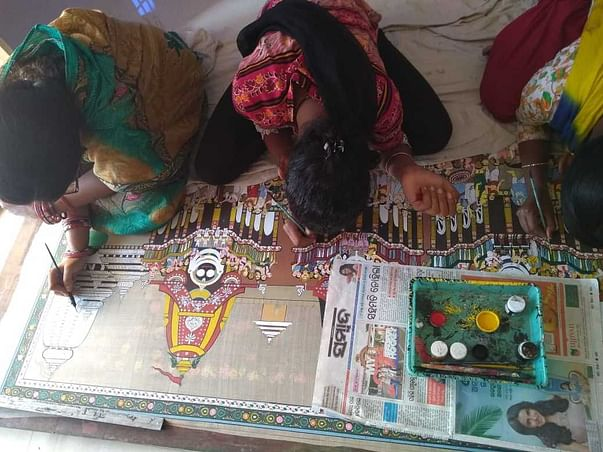 To Support Folk Artists Of Odisha Survive COVID-19 Impact