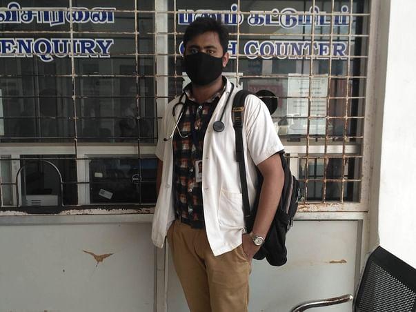 Support Vivek Kumar For His Education