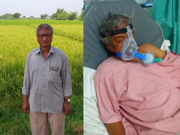 Help Shantharaj Fight Post COVID Viral Pneumonia