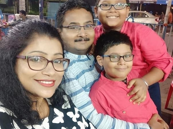47 years old Saurav Manna needs your help fight Post covid Ailment
