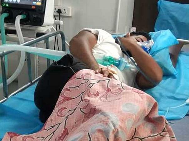 Help VASIREDDI RAVI Recover From COVID
