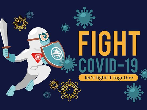 Help Each Other In Fight Against Covid -19
