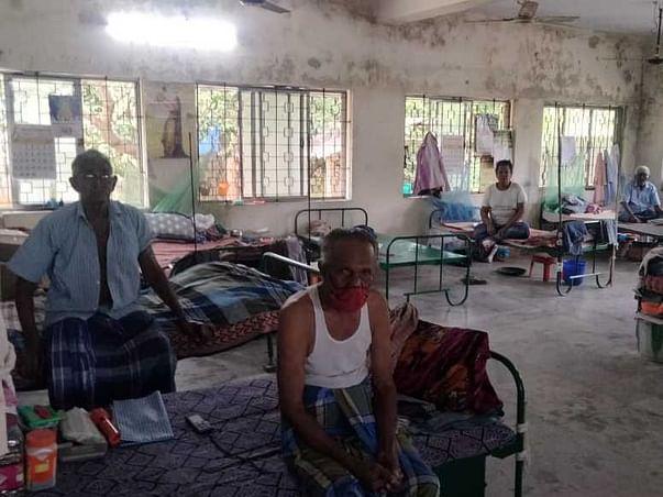 Help Elderly Leprosy Survivors