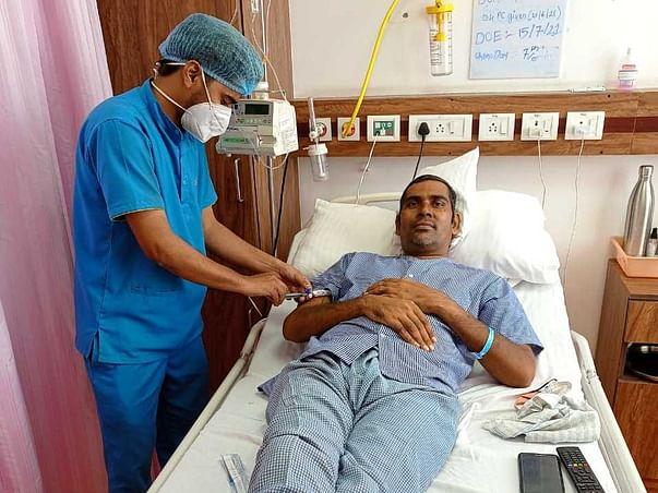 Support Praful Dofe To Fight Acute Myeloid Leukemia (AML)