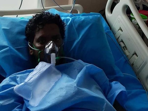 Help chalapathy to come out from present lung covid19 desease