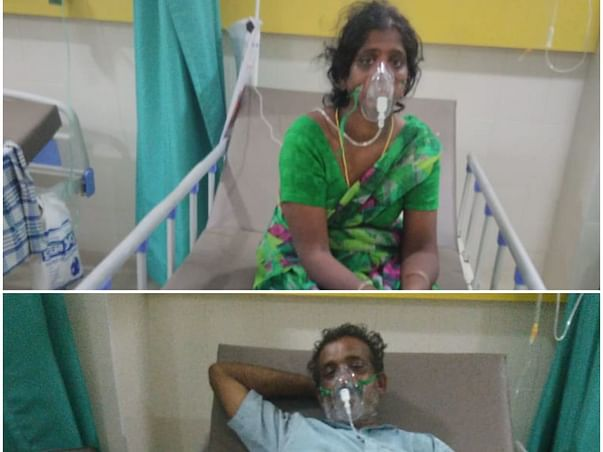 Help Lakshmi And Kishore To Recover From Covid-19