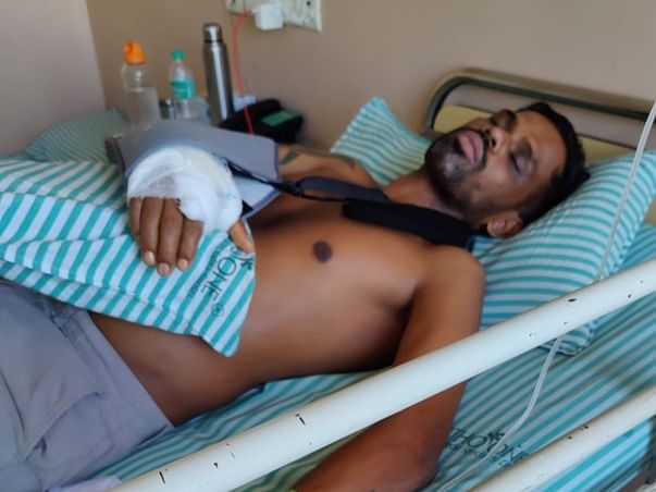 Please Support R. Shankar Ganesh Recover From Accident Injury
