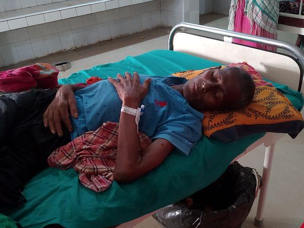 Help Anup Kumar Saha Raise Funds to Fight Liver Cancer