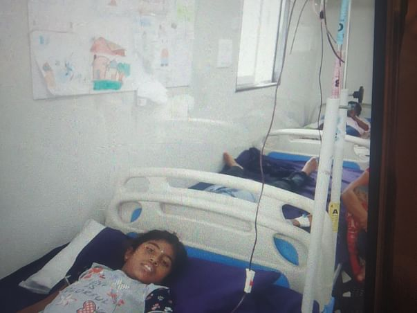 Support Durgadevi Recover From Thalassemia