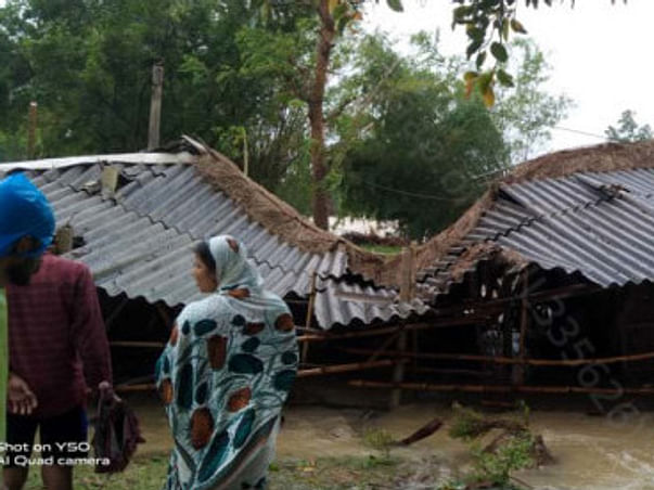 Help Basant Build His House