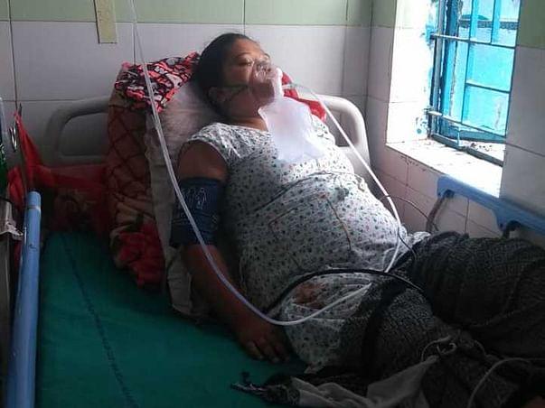 Help Saraswati Kumal fight against Covid19