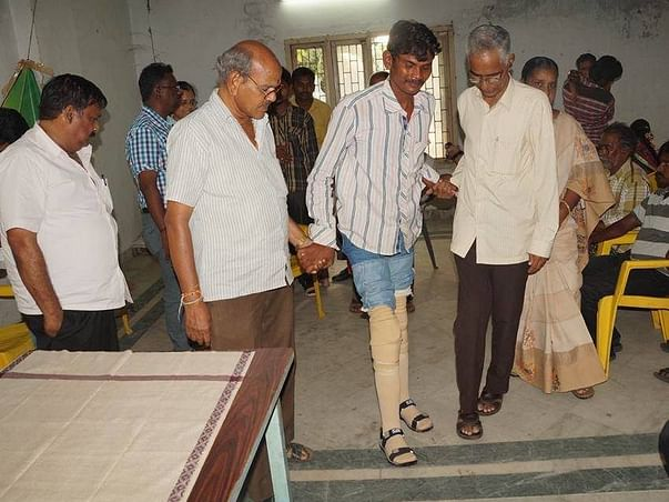 Please Support for Free Prosthetic Legs and Hands to Children & Youth