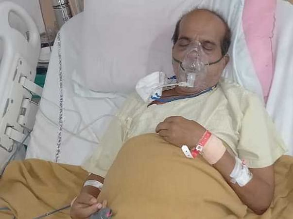 Support Manoj Kumar Sahu To Recover From Heart Attack