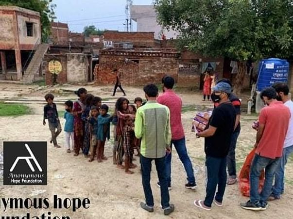 Help Some Underprivileged People To Get 2 Times Meals In A Day
