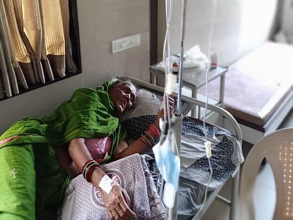 Help Sandeep's Mother Fight Ovarian Cancer