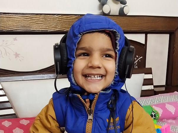 In Loving Memory of AMIT KUMAR. Help Save His child's Future.