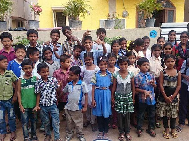 HELP INIGO FOUNDATION TO GET BOOKS FOR MARGINALISED CHILDREN !!