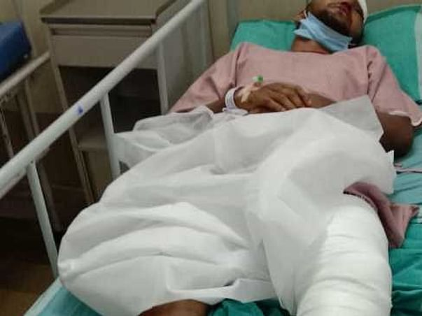 Fundraiser To Support Sunil Recover From Accident
