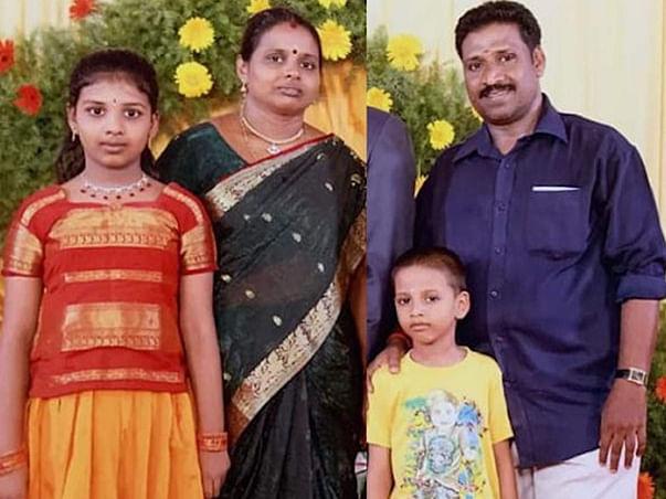 Help Ramachandran's Family