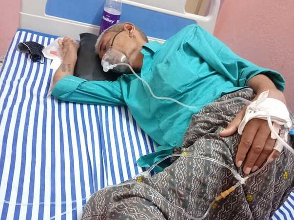 Help Cdt Praveen Rajak To Support His Father from Fighting Cancer