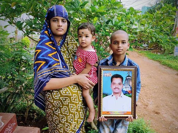 In Memorial Of Late Mr. Ranjan Kuman Swain