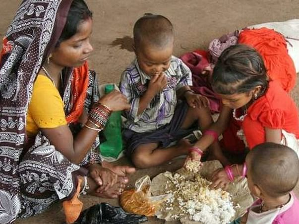 Help hungry people with food and stop death due to food starvation.