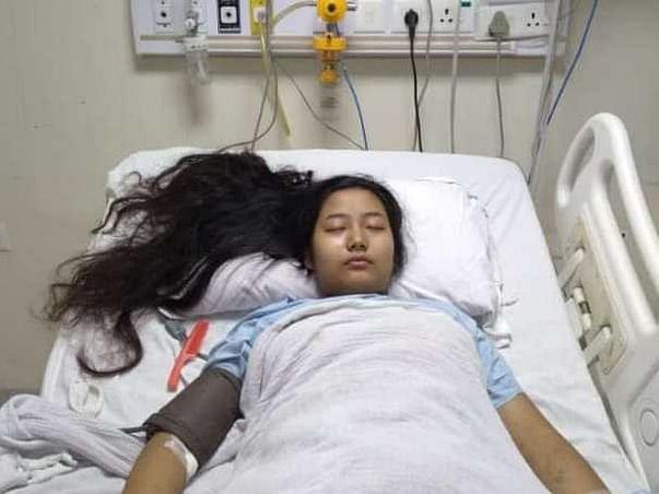 Bhanita Boro's Treatment