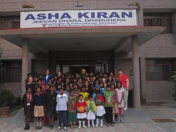 Help Children at Asha Kiran to continue their online education