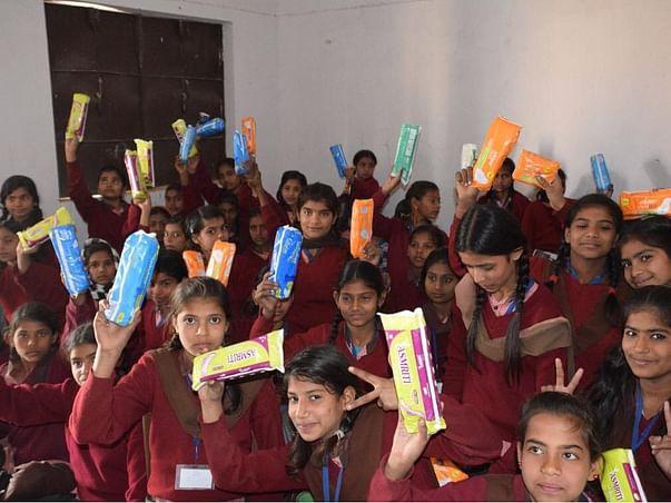 Donate Period Products to Marginalised Menstruators