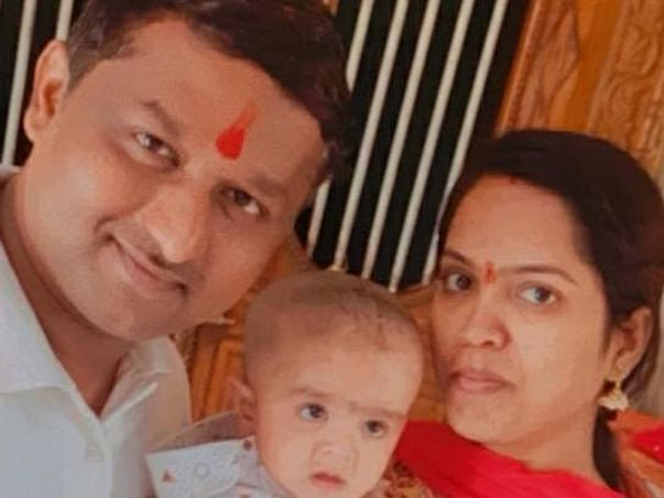In Memory Of Bhushan And Support For His Wife And Young Son