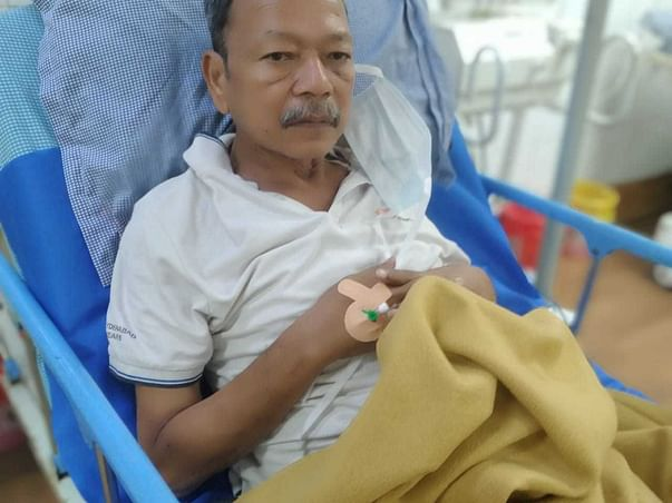 Gautam Budhe Ram Needs Your Urgent Support