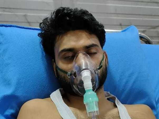Help My Friend Vipin Prasad Varma Fight Lung Infection Due To Covid-19