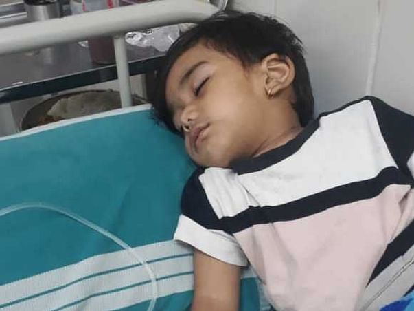 Support Nitesh To Recover From Embryonal Rhabdomyosascoma Cancer