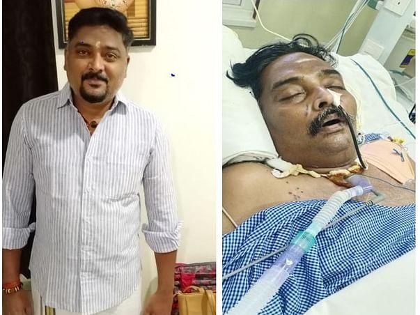 Please help to save my husband (Venkatesh,38) fighting COVID Pneumonia