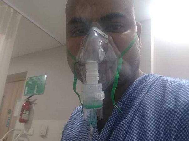 Help Jaydev To Fight Against Brain Tumour