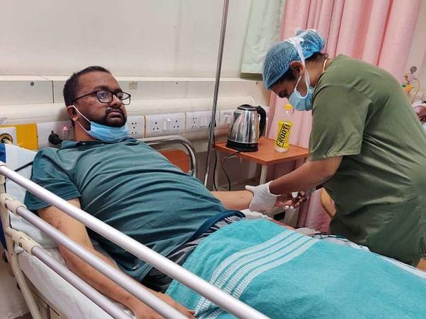 Support Vaseem Get Treatment For Brainstem Glioma