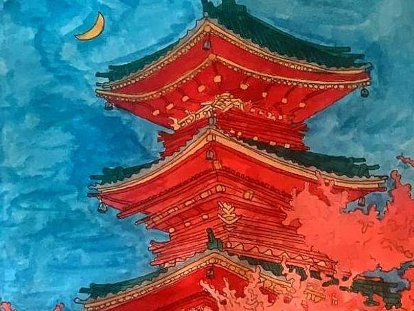 Japanese By Jai - Sumi & Suisai