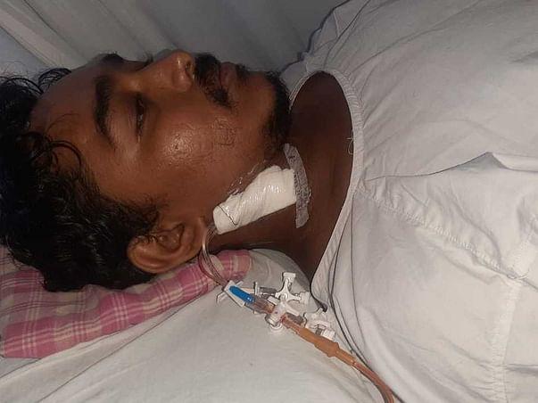My Friend Jagadeesh  Is Struggling With Blood Cancer, Help Him